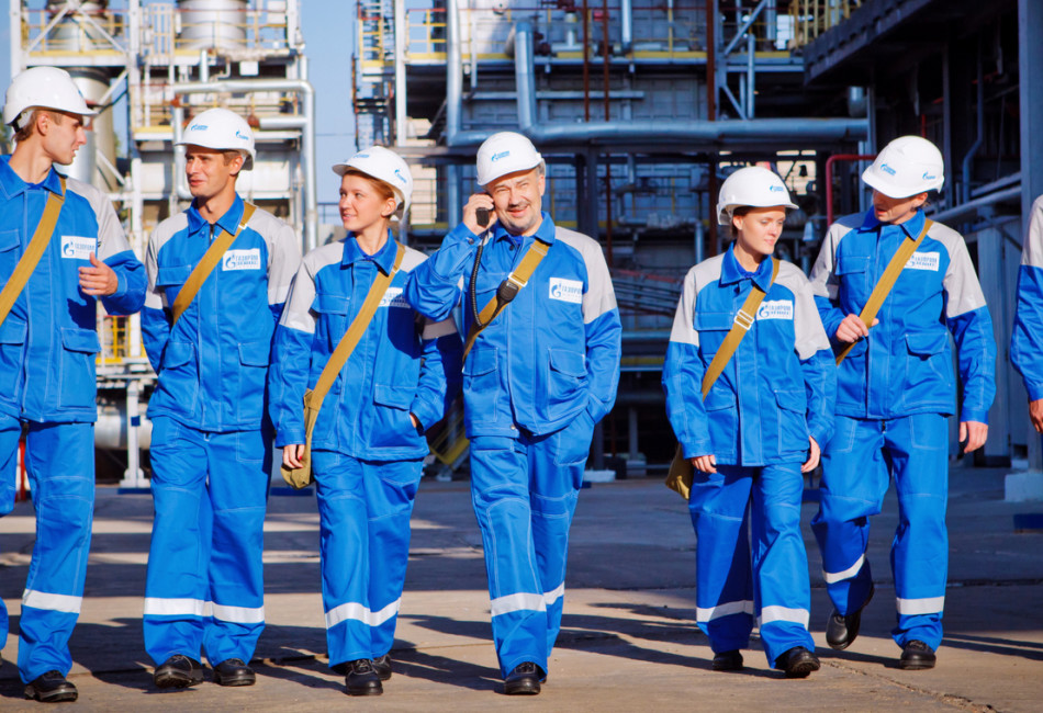 СТО Газпром 9001