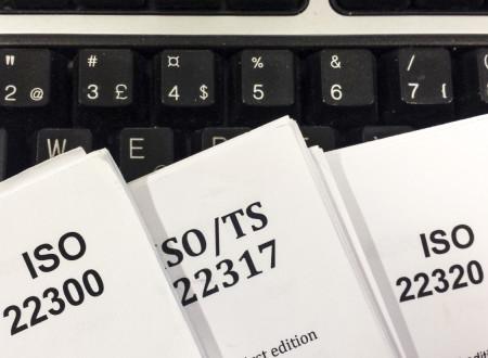 Стандарт ISO/TS 22318 Социетальная безопасность. Системы менеджмента непрерывности бизнеса. Руководящие указания по непрерывности цепи поставок