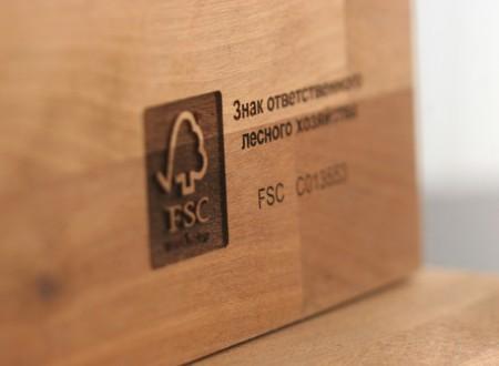 Стандарты Лесного Попечительского Совета (FSC) по сертификации цепочки поставок