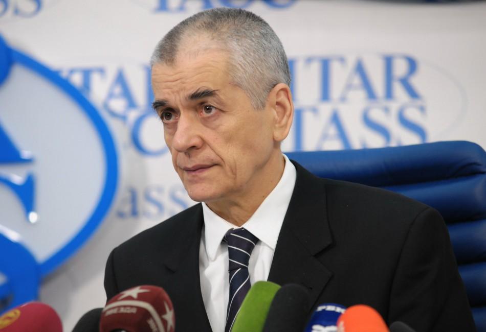 Геннадий Онищенко: «Мы должны вернуть ГОСТы»