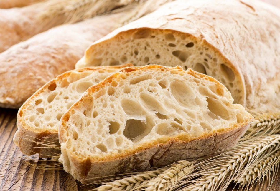 Показатели качества муки пшеничной хлебопекарной
