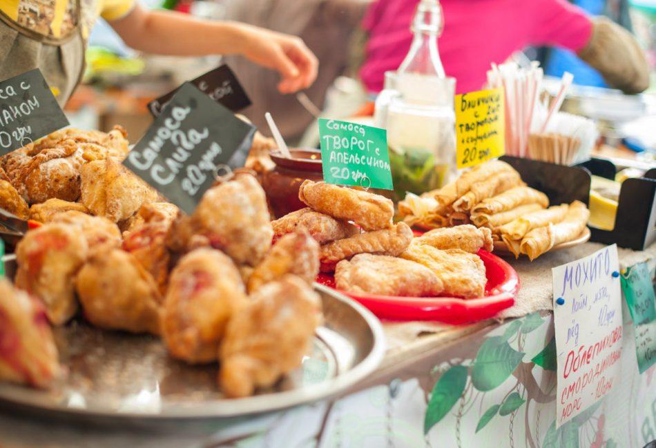 Стандарты ISO поддерживают Международный день еды