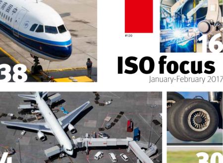 Высокий полет последнего выпуска ISOfocus