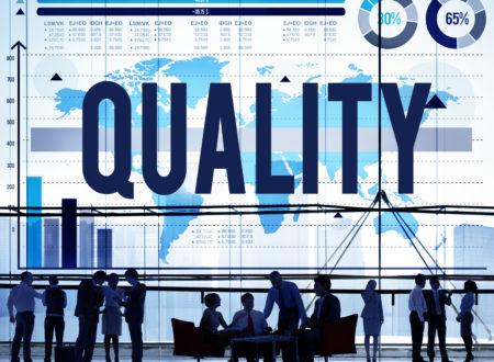 Контрольный план для управления «встроенным качеством»