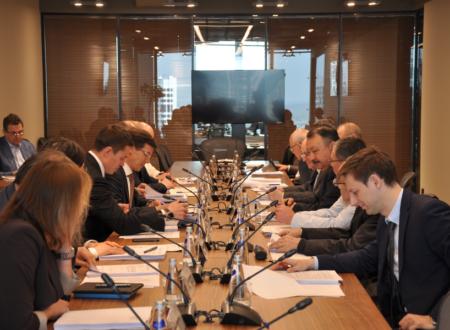 Общественный совет обсудил итоги работы Росстандарта в 2018 году