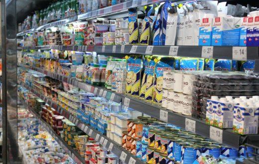 В ноябре в России начнётся электронная сертификация молока и кефира